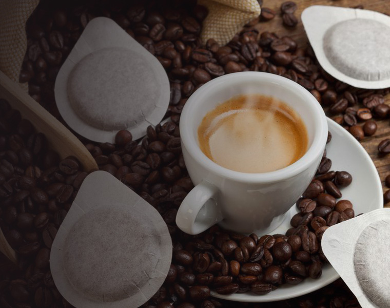 Paduri de cafea. Monodoze de cafea. Aparate de cafea pentru monodoze