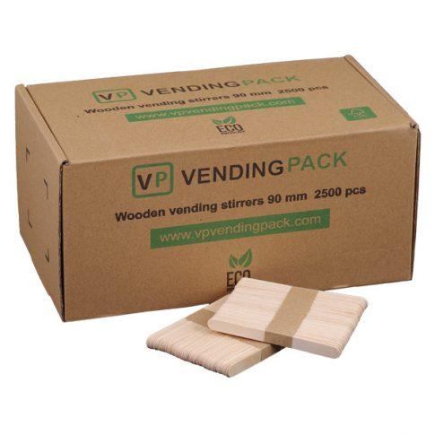 paletine lemn vending