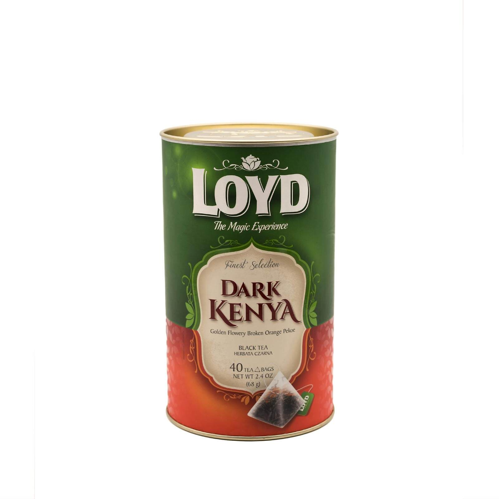 Ceai negru Dark Kenia Loyd