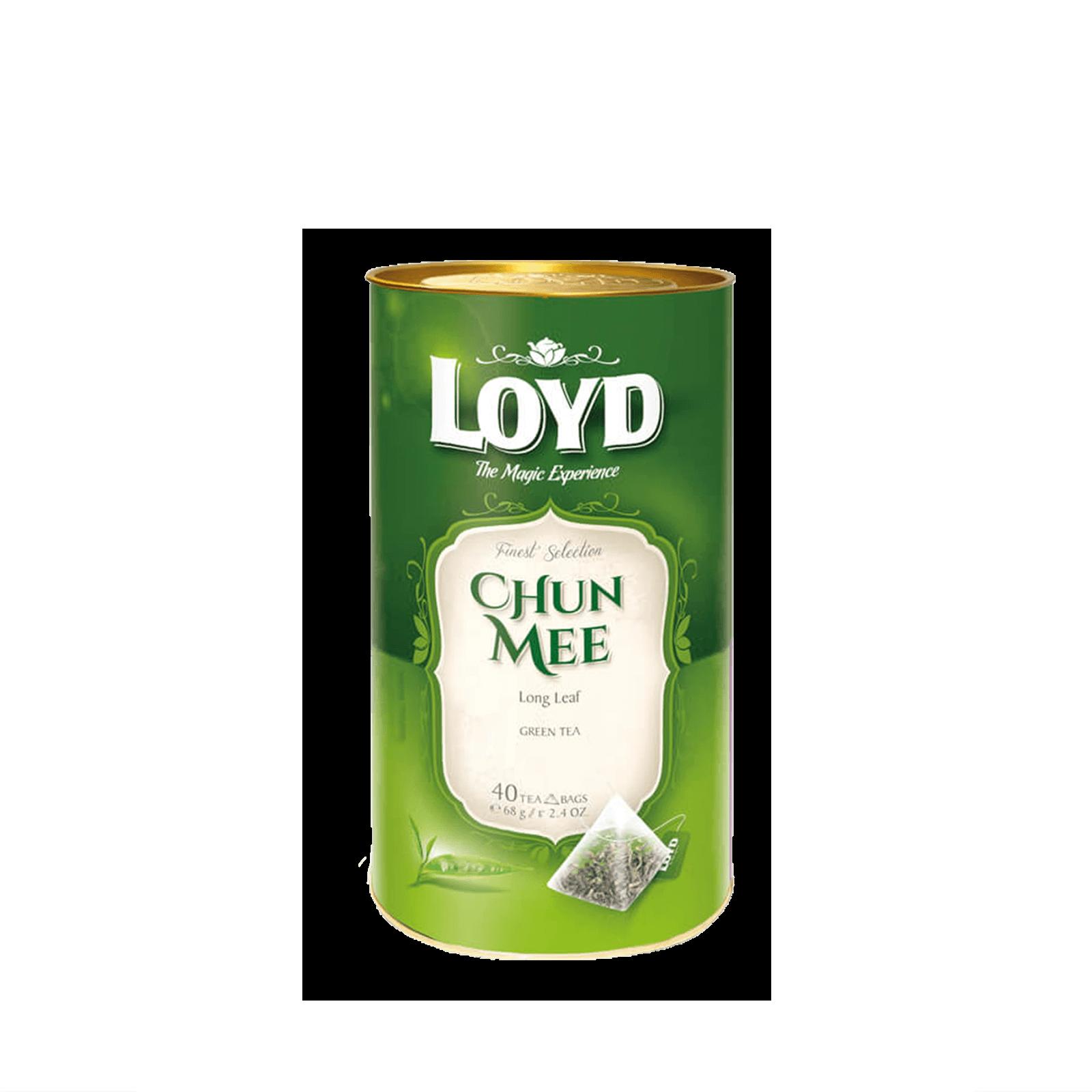 Ceai verde Chun Mee Loyd
