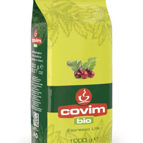 Cafea bio boabe_Covim Espresso Life_1Kg