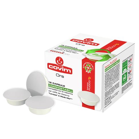 Cafea bio capsule_Covim Fuocco
